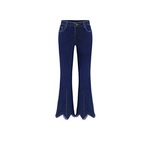 Pantalons Pantalons Jeans d't FuweiEncore Jeans Bleu Pantalons Jeans Jeans Bells Jeans Skinny Jeans Jeans CqrXqt