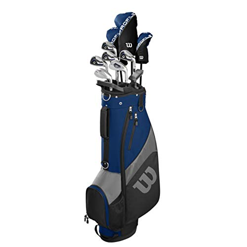 Shaft High Wood Launch Graphite - Wilson Golf Profile SGI Men's Complete Golf Set — Senior, Right Hand