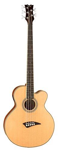 Dean A/E Bass Cutaway 5 String Satin Finish with Case, EABC5 CASE by Dean Guitars (Image #1)