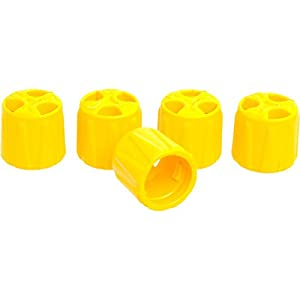Grivel Ice Screw End Caps 5 Pack One Color, One Size