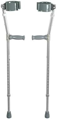 Drive Medical Forearm Crutch 1 Pair