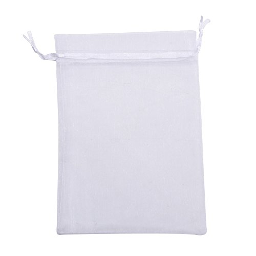 Mudder Organza Wedding Jewelry Pouches