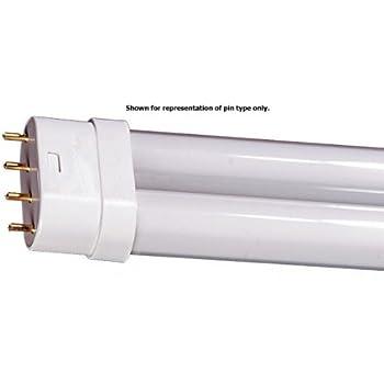 Current Usa ACU02090 SunPaq Dual Daylight 6700K 10000K Aquarium Bulb With Straight Pin 96 Watt