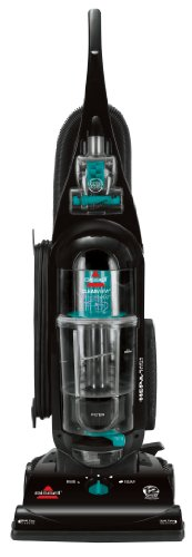 BISSELL CleanView Helix Bagless Upright Vacuum, Black, 95P1