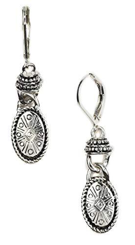 Napier Oval Earrings - Napier Euro Oval Drop Earrings One Size