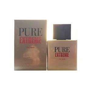 Pure Extreme FOR MEN by Karen Low - 3.4 oz EDT Spray