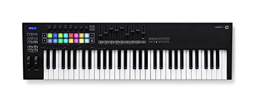 Novation Launchkey 61 [MK3] MIDI Keyboard Controller for Ableton Live