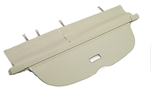 2015 Nissan Murano Beige Retractable Rear Cargo Cover Protector Genuine Oem Brand New