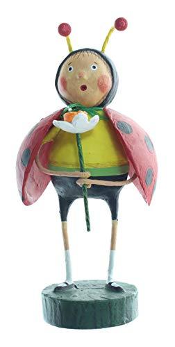 Lori Mitchell Little Ladybug Figurine 5.5