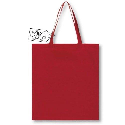 My Custom Style® Shopper in cotone naturale di colore rosso modello Animali_cavalli stilizzati 001manici medi da 50cm; formato borsa 38x42cm. La seconda foto si riferisce al modello di borsa scelto Barato En Línea De Alta Calidad Comprar Barato Clásica Salida Footlocker Fotos Nuevos Estilos Precio Barato Para El Buen Para La Venta 4cEe6g,