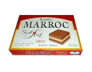 Bocadito Marroc de Felfort - Box of 20 Bombones.