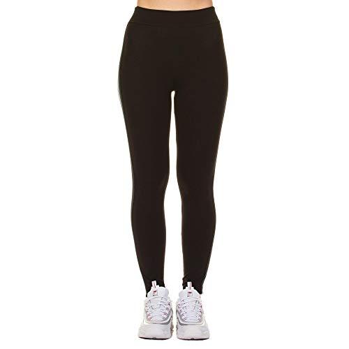 Leggings Gcds Cc94u010035bk02 Mujer Algodon Negro qvzPaw4S