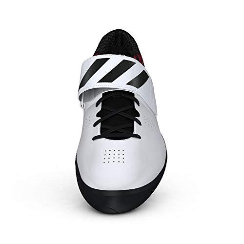 Shotput Adulto Adidas Fitness rojsho ftwbla Unisex negbás 000 Adizero Scarpe Multicolore Da AgF6wq5F