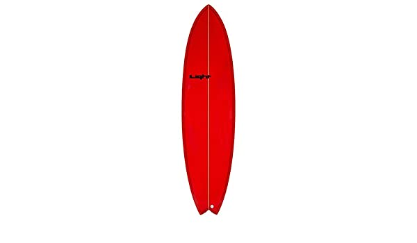 Light Stinger Tabla de Surf Mixta, Stinger, Rojo: Amazon.es: Deportes y aire libre