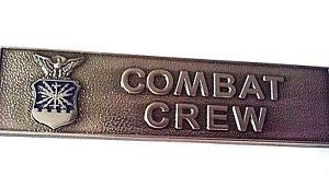 """U.S. Air Force Combat Crew Badge Hat Pin 3"""" by HighQ Store"""