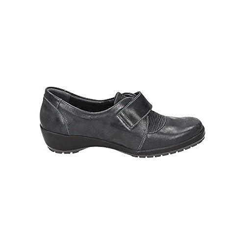 Comfortabel Damen-Slipper Grau 942140-9