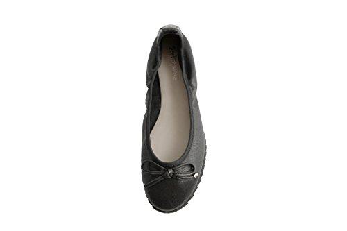 Piel Negro Nana Pretty Bailarinas De Para Mujer tnTt0w6q