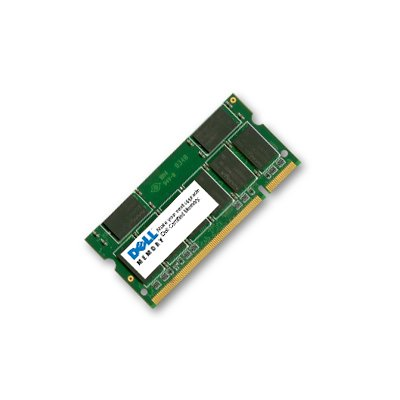 NEW DELL MADE GENUINE ORIGINAL RAM Upgrade 2GB DDR2 SDRAM SO DIMM 200-pin 667 MHz (PC2-5300) 1 x memory - SO DIMM 200-pin ()