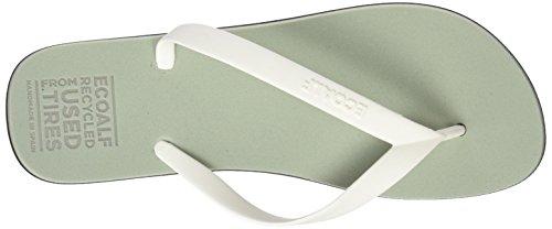 Sandalias Unisex Flop Mint ECOALF Adulto Verde Flip PABqxc1w8