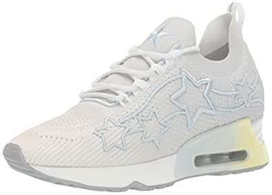 ASH Womens As-Lunatic Star Off-White Size: 8