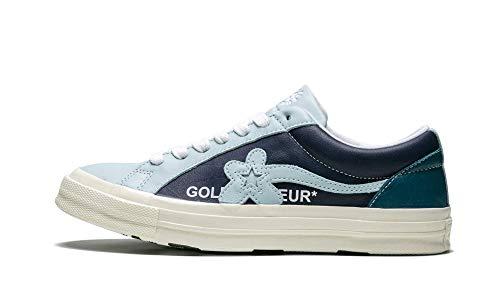 Converse Golf Le Fleur OX (Barely Blue/Patriot Blue/Egret, 9)