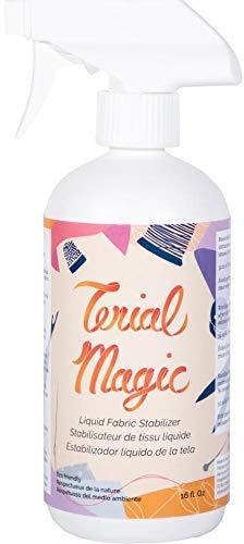 Terial Magic Fabric Spray - 16 oz. Spray Bottle (16-Ounce) ()