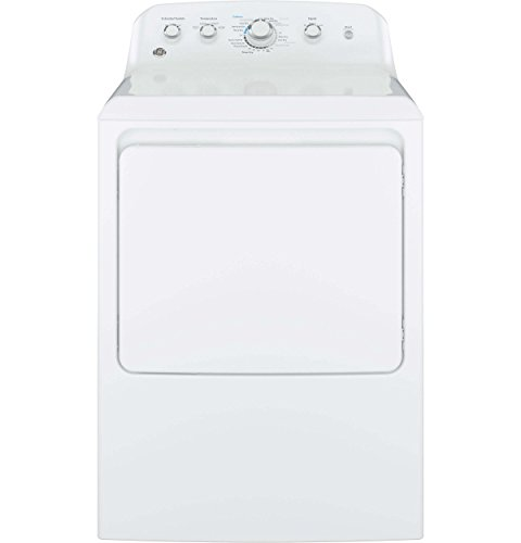 GE GTX42EASJWW 6.2 Cu. Ft. White Electric Dryer