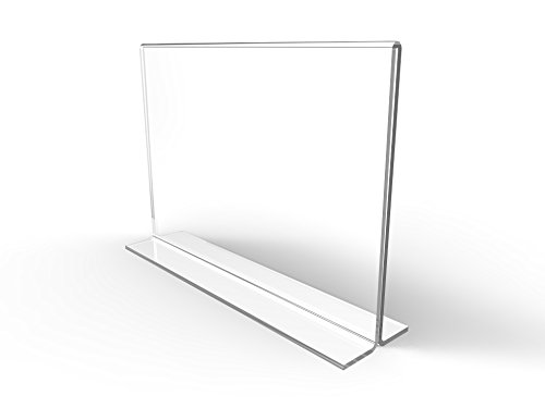 Table Menu Tent - FixtureDisplays 12PK 11 x 8.5