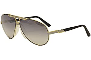 Cazal 909 Sunglasses 096SG BiColor / Grey Gradient 70MM