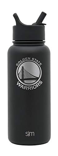 Simple Modern Golden State Straw Water Bottle