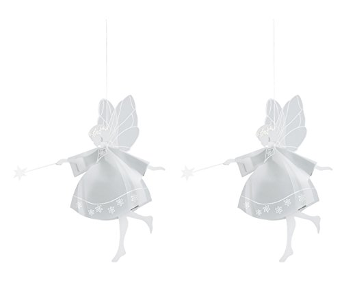 - Dancing Fairies, Small - Pack of 2
