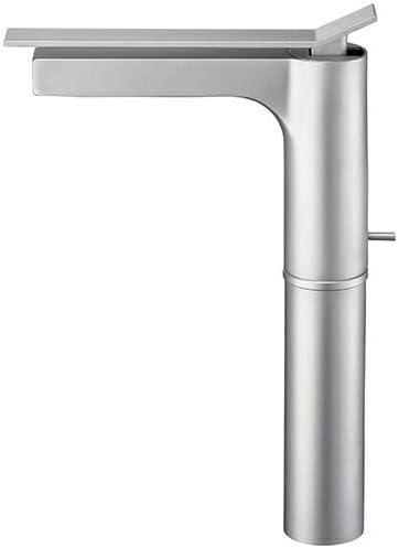 三栄水栓[SANEI] 混合栓 【K4732PJK-2T-MC-13】 シングルワンホール洗面混合栓