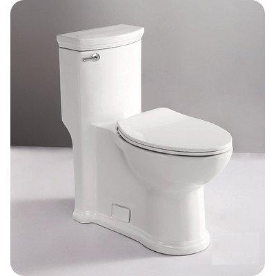 fresca-athena-one-piece-contemporary-toilet-white