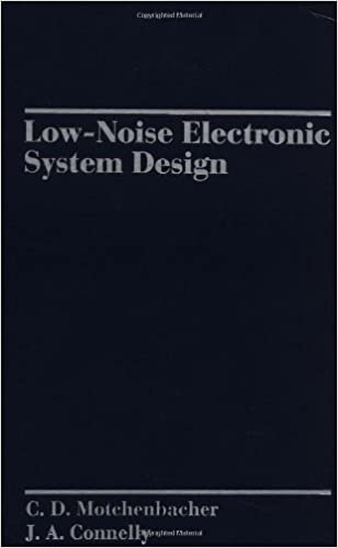 ??NEW?? Low-Noise Electronic System Design. affects Yuzuru Blanca showing gives Ready suffered