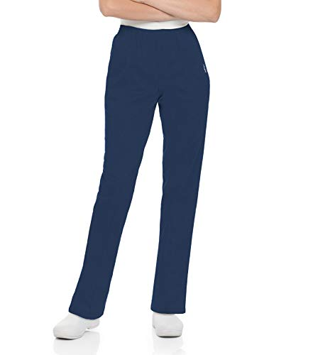 Landau Women's Comfortable 2-Pocket Classic Fit Medical Scrub Pant Uniform