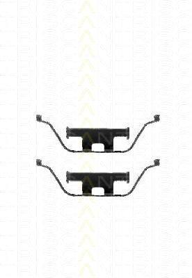 TRISCAN 8105 101602 Bremskraftverst/ärker
