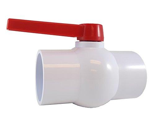 4 pvc ball valve - 5