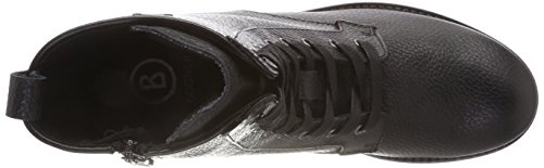 Meribel 01 II Botines para Black New Mujer Bogner 2b Negro BxqwCz45Fn