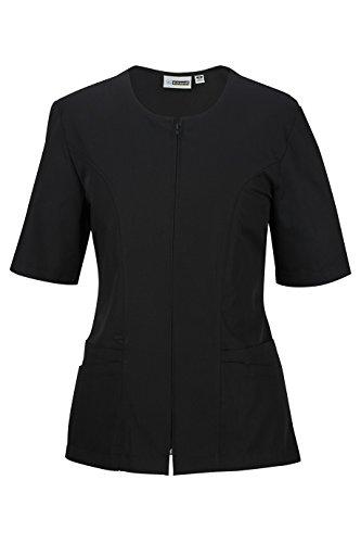 Housekeeping Smock (Ed Garments Women'S Jewel Neck Housekeeping Tunic-Black-2Xl)