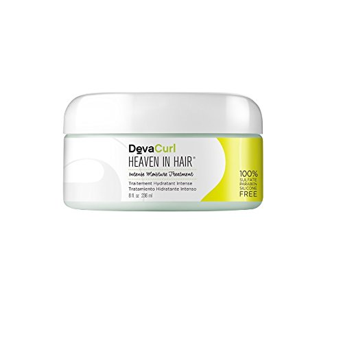 DevaCurl Heaven in Hair Intense Moisture Treatment, 8 Fluid Ounce (Mask Moisture Intense)