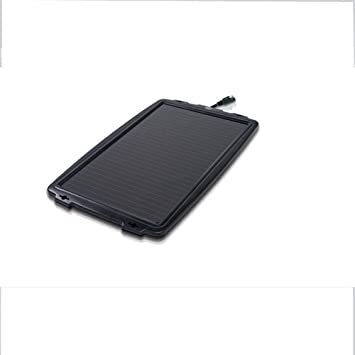 Halfords Portable Car Caravan Boat Solar Powered Panel 12V Battery Charger 6W