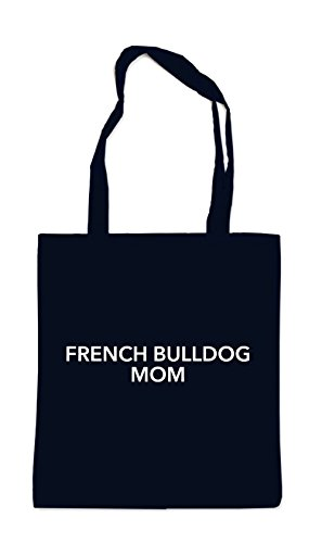 French Bulldog Mom Bag Black Certified Freak