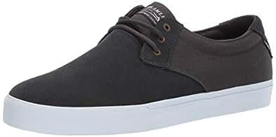 Lakai Footwear Summer 2019 DALY Charcoal Suede Size 5 Tennis Shoe, M US