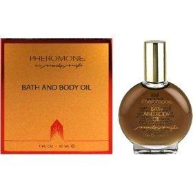 Pheromone de Marilyn Miglin pour les femmes 1.0 oz Bain et corps à l'huile
