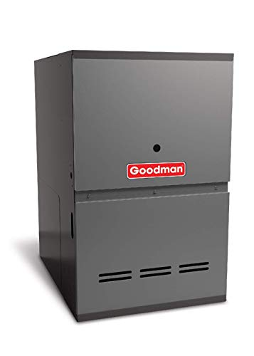 Goodman GDH80403AN Gas Furnace, Two-Stage Burner/Multi-Speed Blower, Downflow 80% AFUE - 40,000 BTU