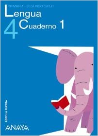 Lengua 4. Cuaderno 1. (Spanish) Paperback – March 25, 2008