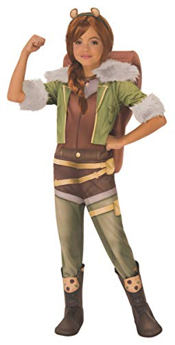 Marvel Rising: Secret Warriors Deluxe Squirrel Girl Costume, Small]()