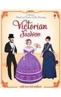Victorian Fashion (Historical Sticker Dolly Dressing)