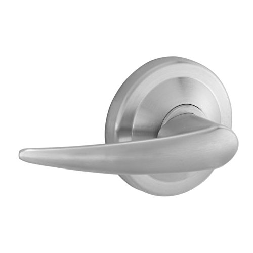 Schlage commercial AL170OME626 AL Series Grade 2 Cylindrical Lock, Single Dummy Trim, Omega Lever Design, Satin Chrome Finish by Schlage Lock Company