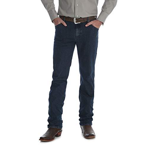 Midnight Rinse - Premium Performance Cowboy Cut Comfort Wicking Regular Fit Jean, Midnight Rinse, 32X32